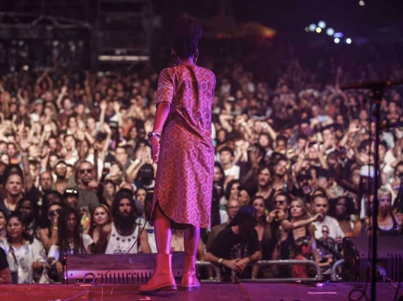 Jah9 - Main Stage - 2019